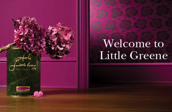 Little Greene Welcome