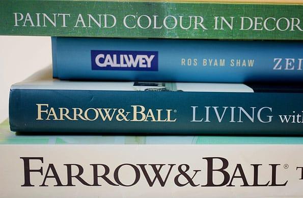 Farrow & Ball Bücher