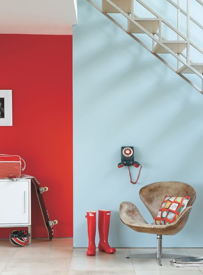 Little Greene Intelligent Matt Emulsion (abwischbare matte Wandfarbe auf Wasserbasis)