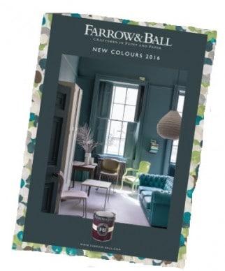 Farrow & Ball neue Farben 2016
