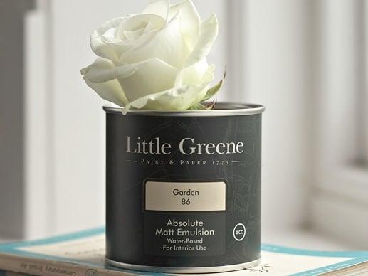Little Greene Farbqualitäten